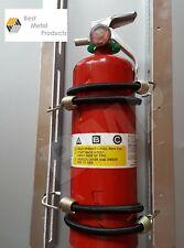 Fire Extinguisher Holder Bracket Wall Security Safety Universal Trailer 107