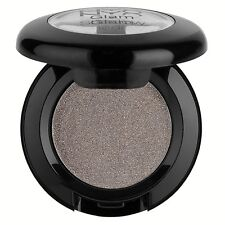 NYX Glam Shadow color GS11 Ash 0.059 oz Brand New