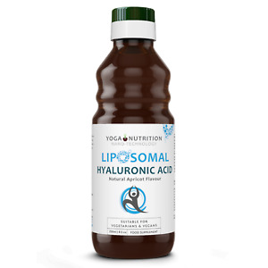 Yoga Nutrition Liposomal Hyaluronic Liquid - 250ml - High Absorption