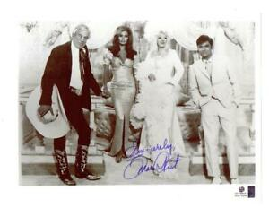 Mae West signed 8x10 b/w photo w/2 COA's