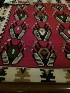 Native american rugs vintage