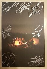 BTS signed / autographed Young Forever album (night ver) / no photo card