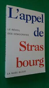 L'appel De Strasbourg, Non Au Front National - Collectif
