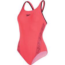Abbigliamento rosso Speedo per il mare e la piscina da donna