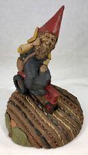"Tom Clark Gnome MacDonald Eieio Farm Tractor #5023 Edition #29 Cairn 6.25"""