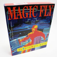 Magic Fly Atari 520 1040 ST STE Retro Game 1990 TESTED WORKING FREE FAST SHIP