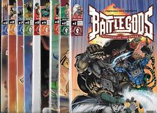 BATTLE GODS WARRIORS OF THE CHAAK #1-#9 SET (NM-) DARK HORSE COMICS