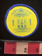 1933-93 CHAMBERSBURG HIGH SCHOOL Patch 60th Anniversary Architecture Column S74P