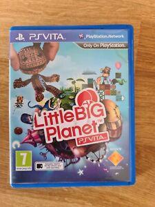 LittleBigPlanet Sony PlayStation Vita English