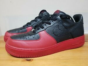 nike air force 1 alte rosse