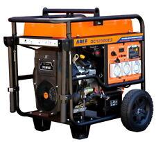 11 KVA Single Phase Petrol Generator Trade Spec