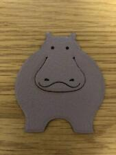 Hermes Pikabook Hippo bookmark with box and ribbon Never used from Japan F/S