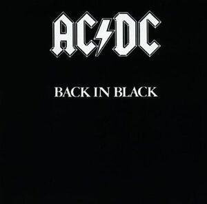 AC/DC Back in black (1980/94) [CD]