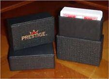 New 1 Deck Dura-Flex Red Bicycle Prestige Poker Playing Cards 100% Plastic RI