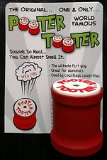 The Original  Pooter Tooter 1 Pack, The Ulimate Fart Machine