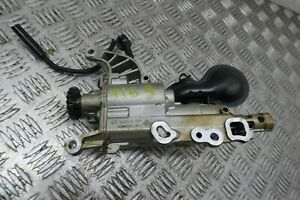 2012 BMW 1 SERIES F20 OIL PUMP MOTOR 168048 001 8601646-03C / 00104 REF9163
