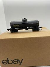 Walthers 36 ft. Union Tank Car HO Scale 932-5001 UTLX 76942 Black Vintage