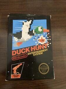 Duck Hunt - Nintendo NES Game Authentic