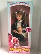 The Original Mommy Doll byy Tootsie Toys c. 1990 NIB (AF#2)