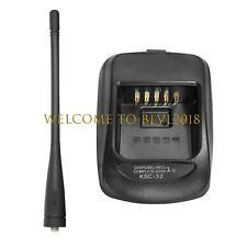 KSC-32 Charger Base For KENWOOD NX210 NX310G NX200G NX300G NX230//330EXE Handheld