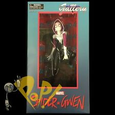 "Marvel GALLERY Femme Fatales SPIDER-GWEN 9"" PVC Figure Statue DIAMOND SELECT!"
