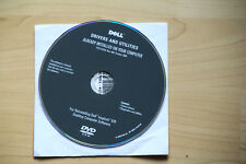 Dell inspirion 570 desktop computer software-drivers and Utilities controlador DVD