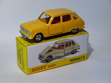 Renault 6 / R6 phase II - ref 1416 au 1/43 de dinky toys atlas