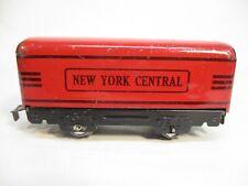 Marx 551 NYC Tender Red Tin Litho Prewar O Gauge X3958