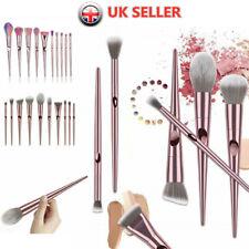 10pcs Make up Brushes Set Eyeshadow Makeup Foundation Brush Kit Cosmetic Brushes