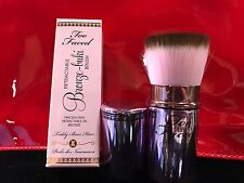 Too Faced Retractable Bronze-buki Brush- New, Boxed