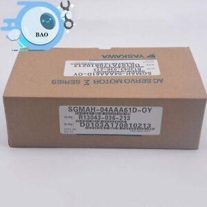 1PCS New in box Yaskawa Servo Motor SGMAH-04AAA61D-OY