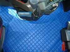 TRUCK ECO LEATHER FLOOR SET- COMPATIBLE WITH VOLVO FH4  2013+[TWIN AIR SEATS ]