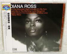 Diana Ross Icon 2012 Taiwan CD w/OBI