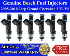 Jeep Commander 3.7L 2006-10 27Lbs Upgrade OEM Bosch Re-man 6//Set Fuel Injector
