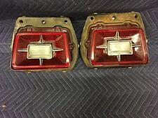 69 Ford Galaxie LTD Original Tail Lights 4