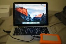 Used fixable Apple MacBook Pro 2012 i7core 2.9ghz 8gb ram 13 inch