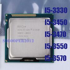 Intel i5-3330 i5-3450 i5-3470 i5-3550 i5-3570 LGA 1155 CPU Processor