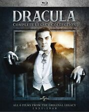 Dracula: Complete Legacy Collection [New Blu-ray] Boxed Set, Snap Case