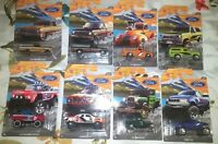 Hot Wheels 2018 Ford Truck Series Walmart Exclusive Complete New Set of 8 Trucks