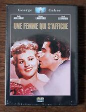 UNE FEMME QUI S'AFFICHE - un film de GEOGES CUKOR — DVD NEUF SOUS BLISTER