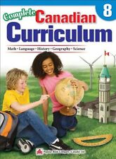 Complete Canadian Curriculum Gr.8