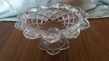 Beautiful Antique Glass Candy Dish