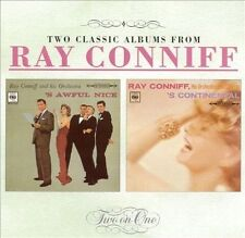 'S Awful Nice/'S Continental by Ray Conniff (CD, Mar-1998, Columbia (USA))