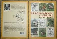 Fachbuch Baumhaus, Baumhäuser, Holzbau, Spielplatz, Holzhütte, Bauanleitungen
