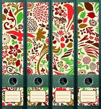 File Art 4 Design Ordner-Etiketten Jungle....................................478