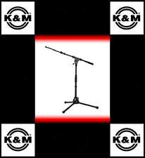 NEW K&M 259 25900B Mic Stand & Boom Konig & Meyer!