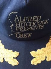 ALFRED HITCHCOCK PRESENTS CREW CAP