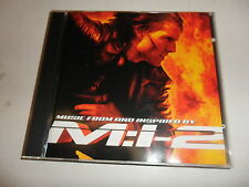 CD  Mission Impossible 2 | Soundtrack