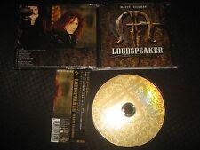 MARTY FRIEDMAN - LOUDSPEAKER SIGNED AUTOGRAPHED CD MEGADETH JAPAN OBI LOUD