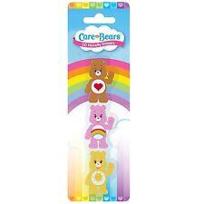 Care Bears nouveauté gommes set filles de collection papeterie pack école prix